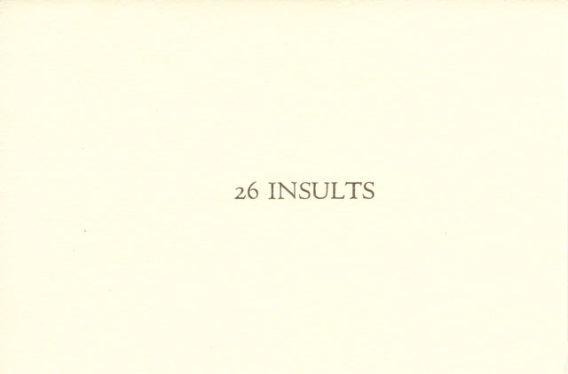 26insultstitle